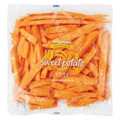 Wegmans Sweet Potato Cuts