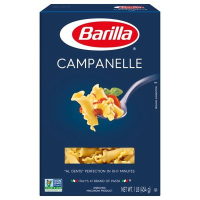 Barilla® Classic Blue Box Pasta Campanelle