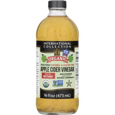 International Collection Organic Apple Cider Vinegar