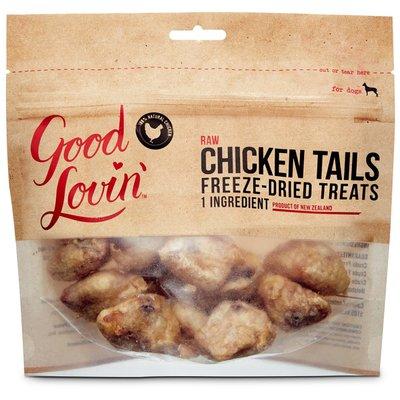 Good Lovin' Raw Chicken Tails Freeze-Dried Dog Treats