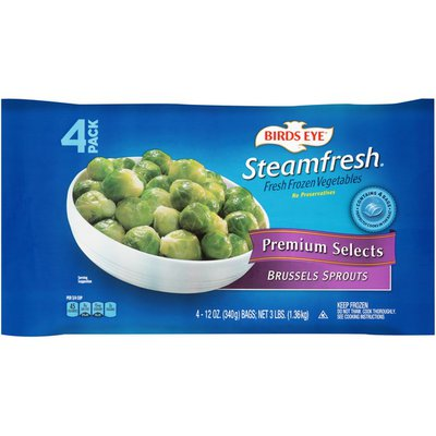 Birds Eye Premium Selects Brussel Sprouts