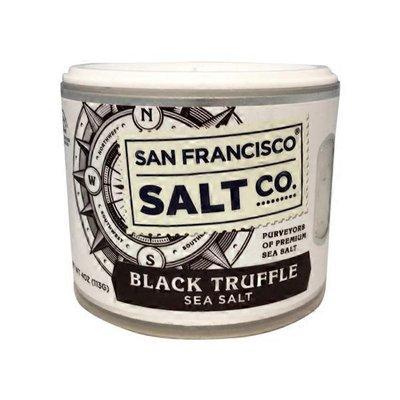San Francisco Salt Company Black Truffle Sea Salt
