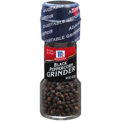 McCormick® Black Pepper Grinder