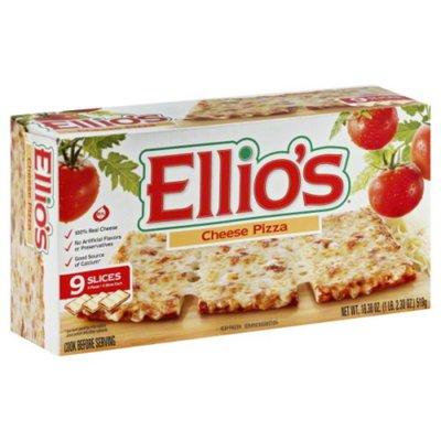 Ellio's Pizza, Cheese