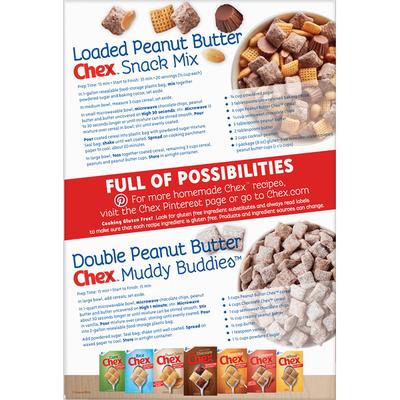 Peanut Butter Chex Breakfast Cereal, Gluten Free