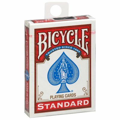 Bicycle Playing Cards, Standard