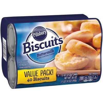 Pillsbury Buttermilk Biscuits