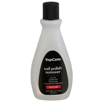TopCare 100% Acetone Nail Polish Remover