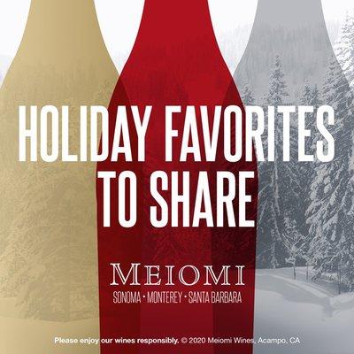 Meiomi Pinot Noir Red Wine Half Bottle