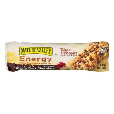 Nature Valley Energy Chewy & Crunchy Granola Bar Cherry Dark Chocolate
