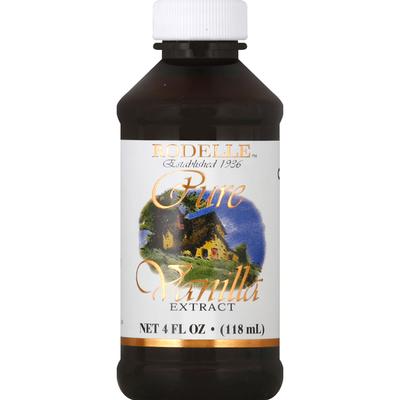 Rodelle Vanilla Extract, Pure Madagascar Bourbon
