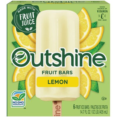 Outshine Lemon Bars