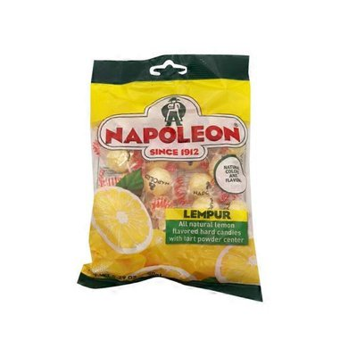 Napoleon Co. Lempur, Lemon