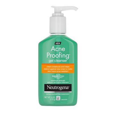 Neutrogena® Acne Proofing Gel Cleanser