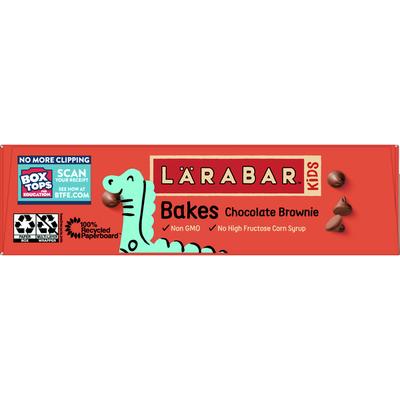 Larabar Kid, Gluten Free Bar, Chocolate Brownie, 6 Count