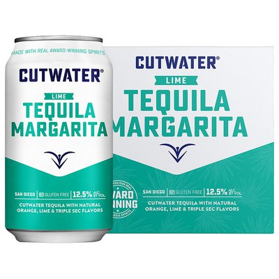 Cutwater Spirits Tequila Margarita, Lime