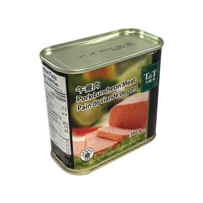 T&T Luncheon Meat