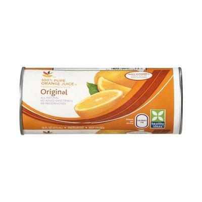 SB Orange Juice, Frozen Concentrate, Original