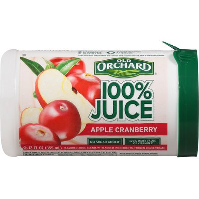 Old Orchard Apple Cranberry Juice Concentrate