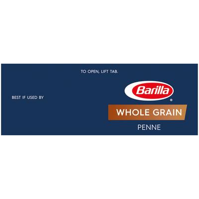 Barilla® Whole Grain Pasta Penne