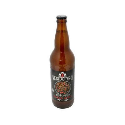 Wicked Cider Co Spiced Hard Apple Cider