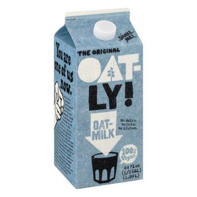 Oatly! Oat-Milk, 100% Vegan