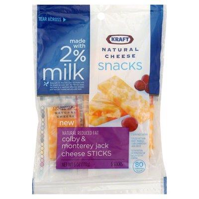 Kraft Cheese Sticks, Colby & Monterey Jack