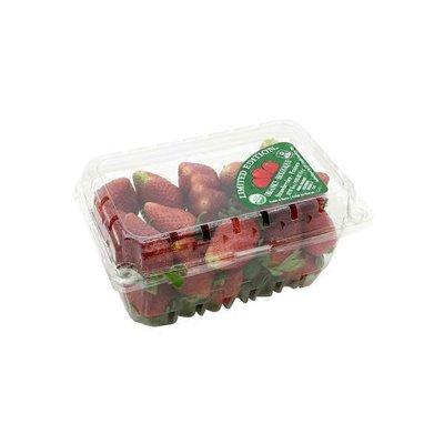 Organic Organic Biologique Strawberries