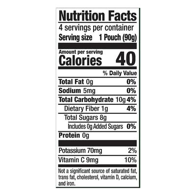 Mott's No Sugar Added Applesauce