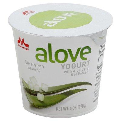 Mori-Nu Yogurt, Aloe Vera, with Aloe Vera Gel Pieces, Japanese Style