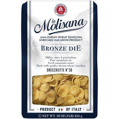 La Molisana Orecchiette N° 30 100% Durum Wheat Semolina Enriched Macaroni Product