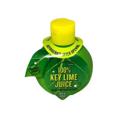 Pompeii Key Lime Juice Drink