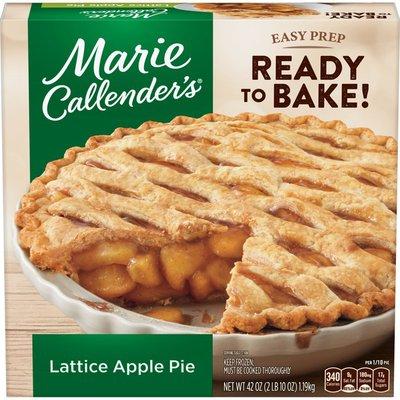 Marie Callender's Lattice Apple Pie