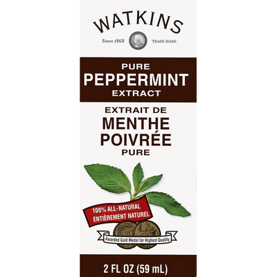 Watkins Peppermint Extract, Pure