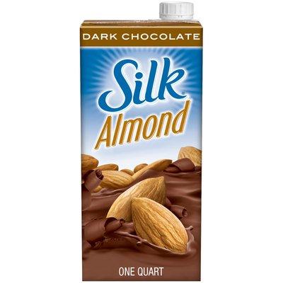 Silk Shelf-Stable Dark Chocolate Almond Milk