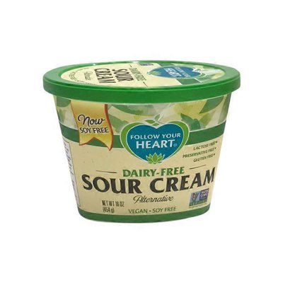 Follow Your Heart Dairy-free Sour Cream