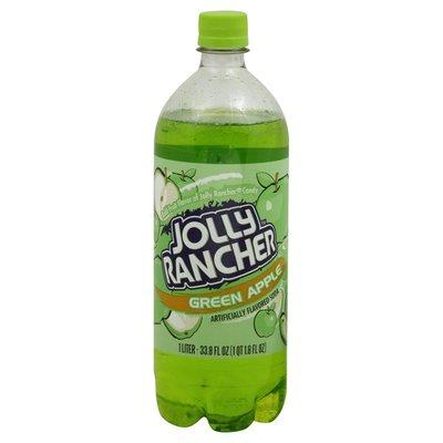 Jolly Ranchers Soda, Green Apple
