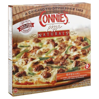 Connies Pizza, Special