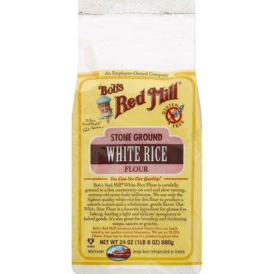Bob's Red Mill White Rice Flour, Stone Ground