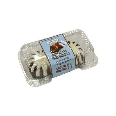 Mane Street Bakery Chocolate Mini Bundts