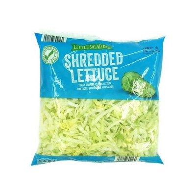 Little Salad Bar Shredded Lettuce