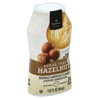 Signature Select Coffee Enhancer, Hazelnut