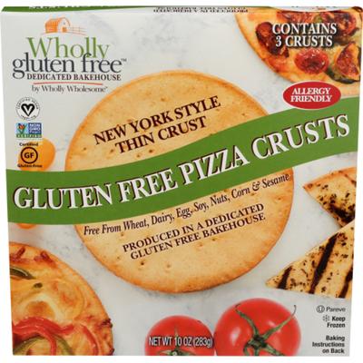 Wholly Gluten Free Gluten Free Pizza Crust
