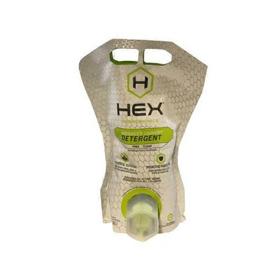 Hex Performance Advanced Laundry Detergent, Free + Clear