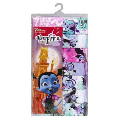 Disney Panties, Toddler Girls', Size 4T, Vampirina