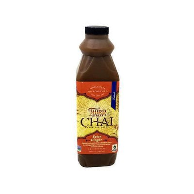 Third Street Spicy Ginger Chai Tea Concentrate