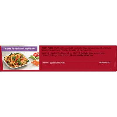 Smart Ones Sesame Noodles with Vegetables