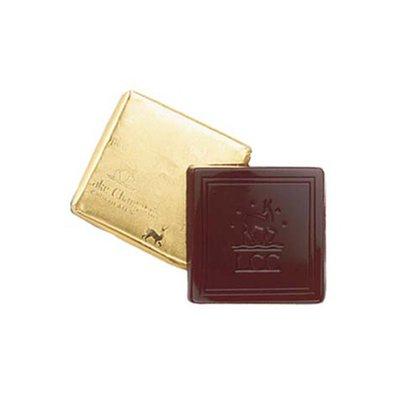 Lake Champlain Chocolates Almonds  Dark Chocolate Squares