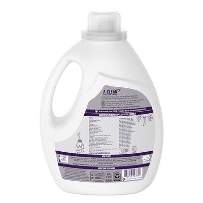 Seventh Generation Liquid Laundry Detergent Lavender
