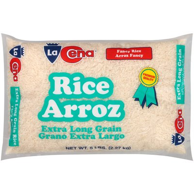 La Cena Extra Long Grain Rice